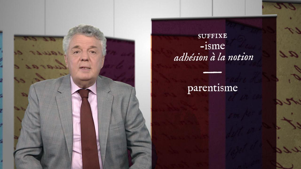 L'ironisme francophone