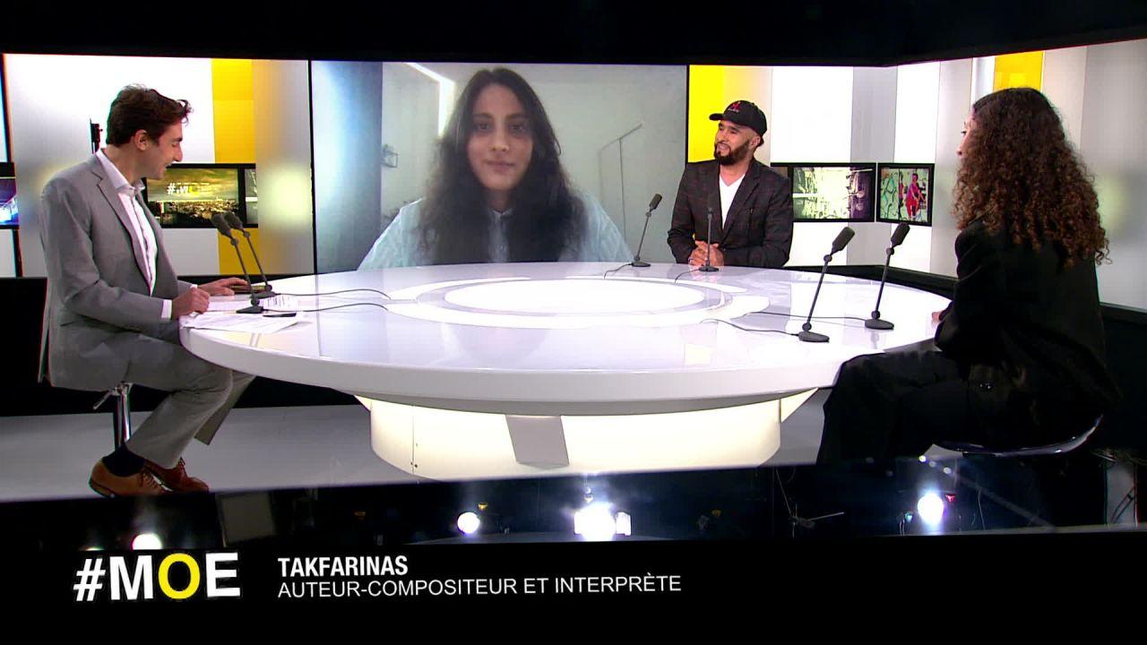 Takfarinas, Maïa Hawad, Chloé Lala-Guyard